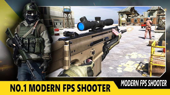 Hack Game Infinity FPS shooter : Modern commando ops strike apk free