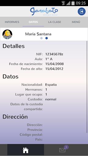 Garabato screenshot 2