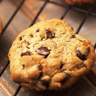 Dana's Scrumptious Chocolate Chip Cookies Recipe from CarbSmart Grain-Free, Sugar-Free Living Cookbook