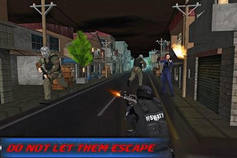 SWAT HERO: Terroists Kill shot screenshot