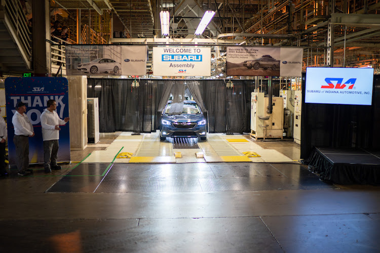Subaru is suspending production at its Indiana plant due to the ongoing global chip shortage.