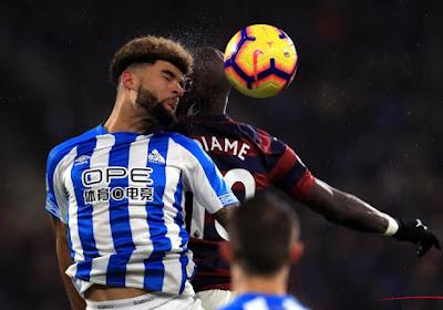 Philip Billing van Huddersfield slachtoffer van racistische uitlatingen door eigen 'fan'