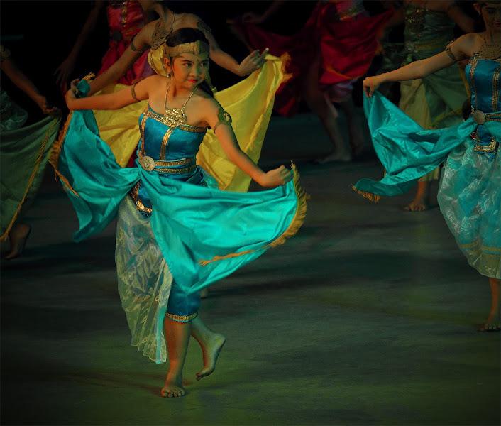 Photo: Javanese Ballet Dancer