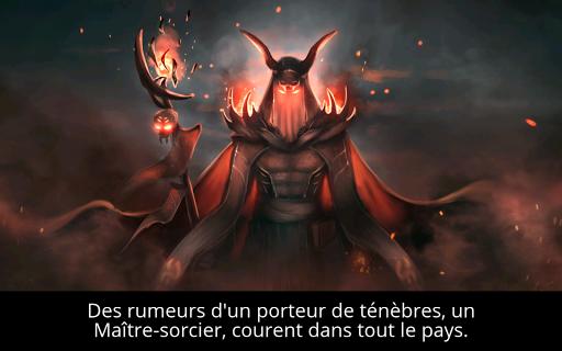 Vampire's Fall: Origins RPG astuce APK MOD capture d'écran 1