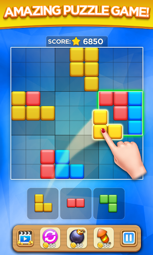 Block Sudoku Puzzle apkslow screenshots 1