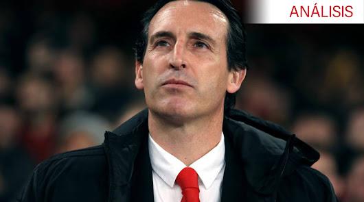 El Almería puso a Emery en el camino para ser un entrenador de éxito