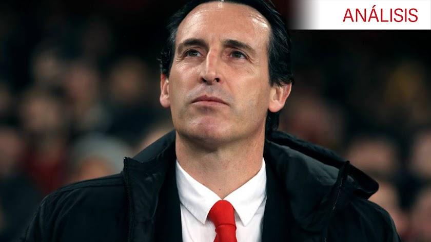 Unai Emery ha triunfado con el Villarreal esta misma semana.