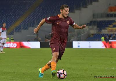 Le magnifique hommage du Genoa à Totti