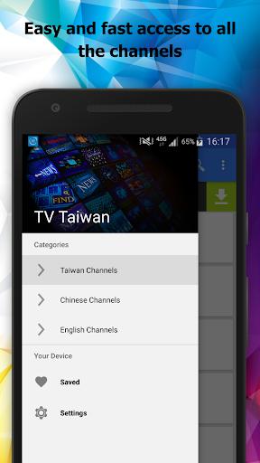 TV Taiwan Channels Info