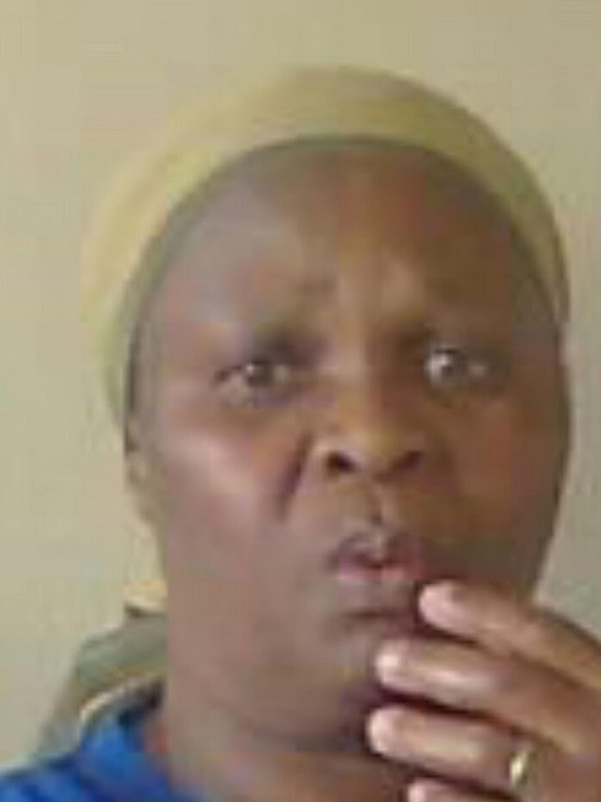 Sibongile Mzila, one of the victims.