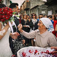 Esküvői fotós Carmelo Ucchino (carmeloucchino). Készítés ideje: 22.05.2018