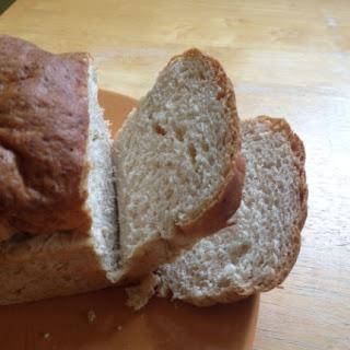 Amish Oat Bran Bread.