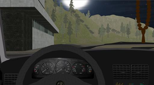ГАЗ 3110 Волга ночные гонки 3D