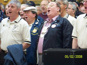 Photo: Massed Sing - County Fair Mall, New Minas 10