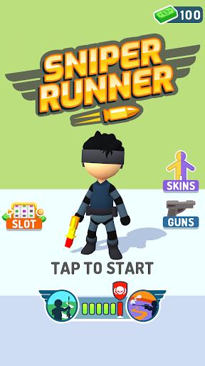 Sniper Runner 0.2 screenshots 1