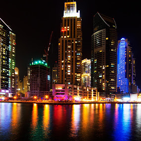 Dubai marina  by Abdullah Alghamidi - Landscapes Beaches