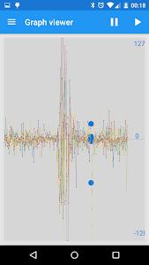 Myo EMG Visualizer screenshot 3