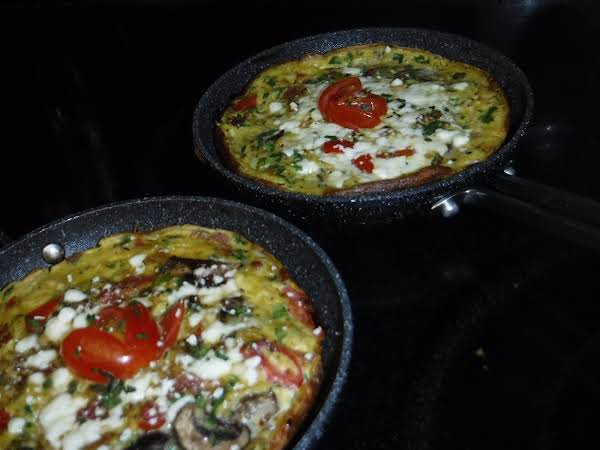 Stove Top Skillet Quiche Recipe