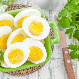 Rice Cooker Hard Boiled Eggs