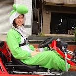 Yoshi in Tokyo in Tokyo, Tokyo, Japan