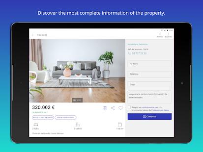App Fotocasa - Rent and sale APK for Windows Phone