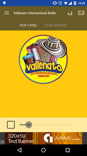 Vallenato Internacional Radio