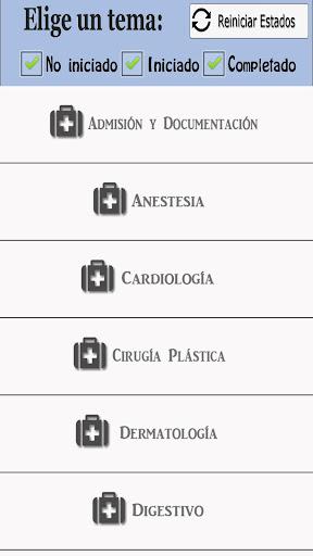 TestOpos Medicina General filehippodl screenshot 5