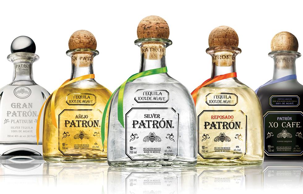 top-tequila-brands-patron-tequila