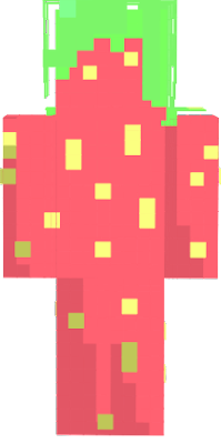 My first attempt at making skin