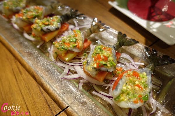 泰集 Thai Bazaar 又酸又辣很夠味的泰式料理(近捷運市政府站)