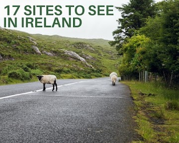 17 Sites To See In Ireland Recipe