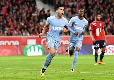 Ligue 1 : Monaco ridiculise Lille chez lui