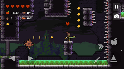Apple Knight: Action Platformer 2.0.7 screenshots 6
