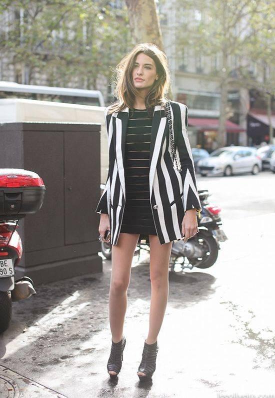 striped blazer_image