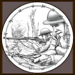 Dark legend of war 1917 :  not to forget 1.1.24