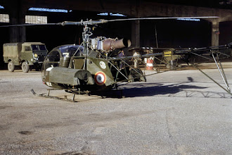 Photo: GH 2 - Guelma mars 1958 - Alouette