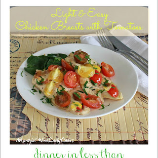 Chicken Breasts with Tomatoes