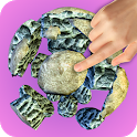 Smash & Break it! Anxiety Relief Relaxing Games icon