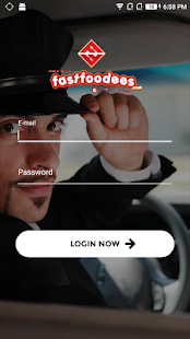 FastFoodees(Driver) - náhled