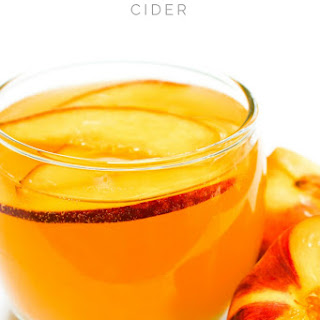 Peach Cider Recipes.