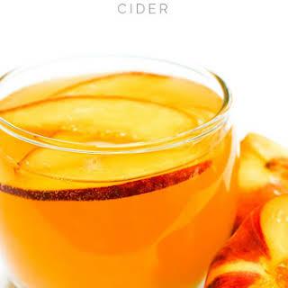 Peach Cider Recipes.