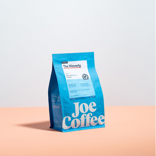 The Waverly Espresso Coffee Beans