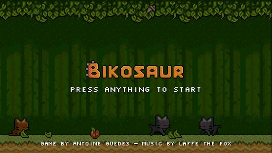 Bikosaur - náhled