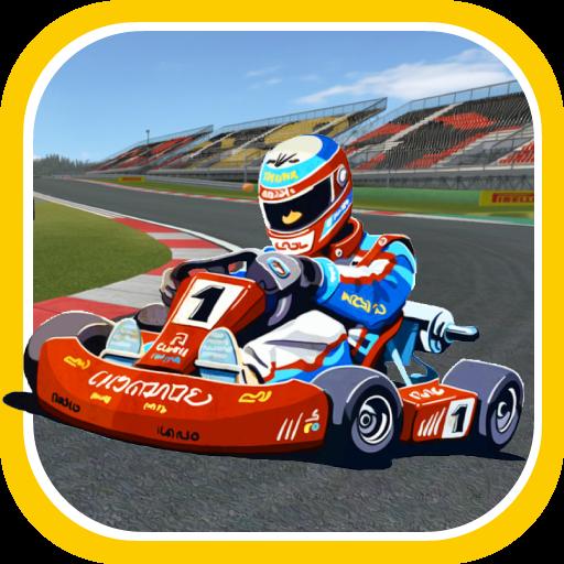 Go Kart Racing 3D icon