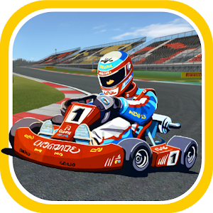 Go Kart Racing 3D for PC and MAC