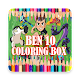 Coloring Box Ben10 for PC-Windows 7,8,10 and Mac