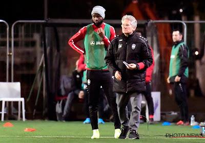 Nouvelle prise de bec entre Laszlö Bölöni et Didier Lamkel Ze