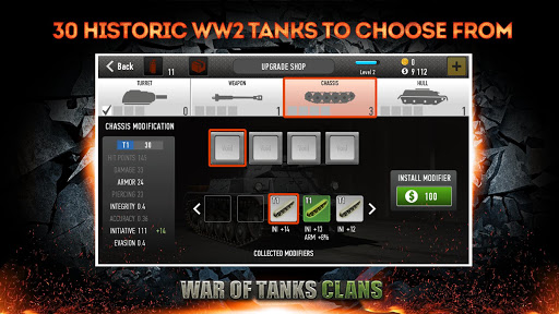 War of Tanks: Clans Screenshot