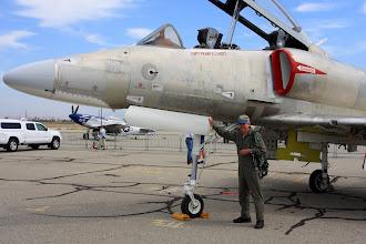 Photo: Pan pilot a majitel osobně.