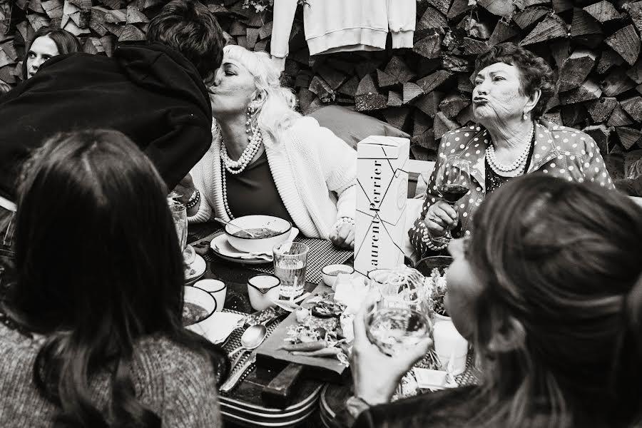 Wedding photographer Алина Посторонка (alinapostoronka). Photo of 31.10.2018